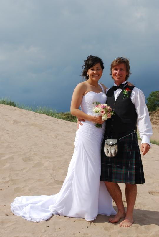 beach wedding 519