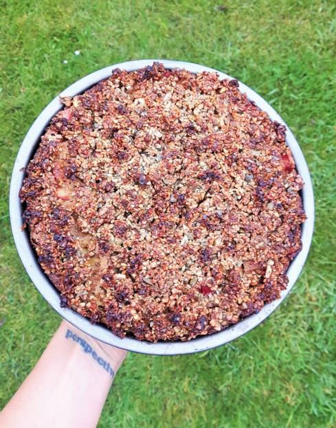 rhubarb cake 6 (2)